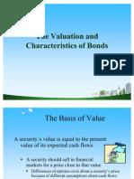 The Valuation of Bonds Ppt @ Bec Doms Finance