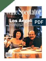 WineSpectator 2003