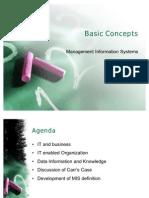 Knowledge Management, DSS, Expert System