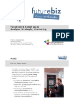 Facebook Workshop Monitoring und Analyse