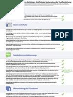 Platform Policy Checklist (deutsch)