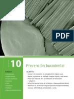 Prevención bucodental (pdf)