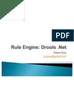 Drools Dot Net Rule Engine