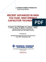Advances in Capacitor Technology