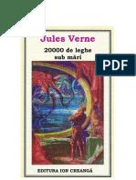 20.000 de Leghe Sub Mari 1977 - Jules Verne