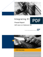 Integrating XI With EDI
