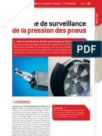 Surveillance Pneus