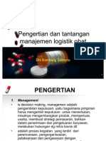 02 Pengertian Tantangan Dan Seleksi Perbekalan Farmasi