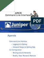 Cli Juniper