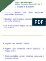 NAÇÕES E NACIONALISMOS  COMPLETO