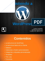 Crear Theme Wordpress Pasos II