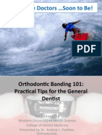 +Orthodontic Banding 101