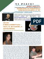 Case History del Documentario LA VITA NON PERDE VALORE - al Seminario di scrittura cinematografica di AL, 2 marzo 2012