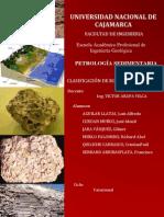 Clasificacion de Rocas Sedimentarias-exposicion