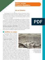 Ficha 37 Conflitos Sociais Na Primeira Republica