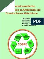 Dimension a Mien To Economico y Ambiental de Conduct Ores Electricos