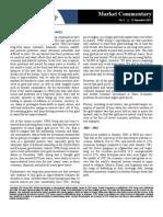 CPM Market Commentary September 2011