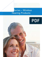 Wi Series - wireless Hearing Products