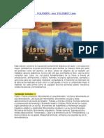 Fisica Serway Volumen 1 Mas Volumen 2 Mas Solucionario