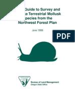 AA.vv. 1999 - Field Guide to Terrestrial Mollusk Species