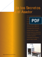El Libro de Los Secretos Para El Asador (Asado, Churrasco Parrilla, Barbacoa, Recetas, Carne) Completo!!!