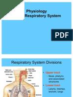 1.Respiratory Physiology