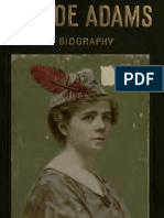 [1907] Ada Patterson - Maude Adams; A Biography