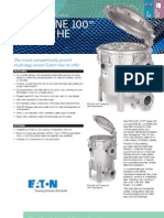 Proline 100™ Series He | Bag Filter Housing | Eaton Corporation