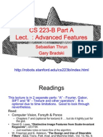 CS 223-B L5a Advanced Features