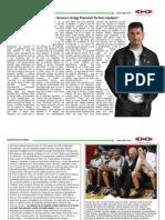 Los Verdaderos Coach Como Iaccoca y Popovich Forman Equipos