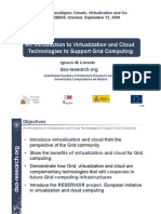 An Introduction to Virtualization and Cloud Technologies to Support Grid Computing 2