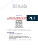 eBook Ghid Sudoku
