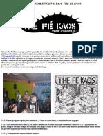 ENTREVISTA THE FÉ KAOS