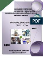 Manual Informativo INEL ICOM 2010 2011
