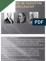 Biografia de Augustin-louis Cauchy