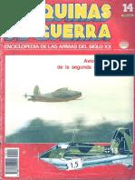 Mdg 014 Aviones a reacción de la segunda guerra mundial