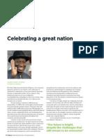 Nigeria at 50 - President Goodluck Jonathan foreword