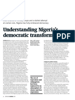 Invest in Nigeria 2010 - Understanding Nigeria's Democratic Transformation