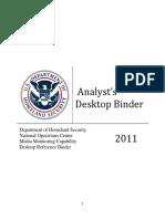 Analyst Desktop Binder_REDACTED