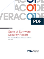 Veracode State of Software Security Report Volume1