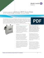 WLAN AP175 en Datasheetv2-1