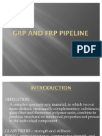 Grp and Frp Pipeline