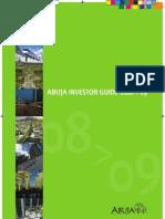 Abuja Investor Guide 2008-9