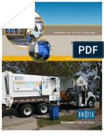 R W BECK REPORT August, 2008 - solid waste collection pilot project  evaluation