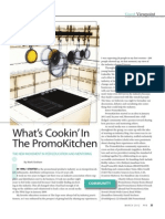 What's cookin' in the PromoKitchen?