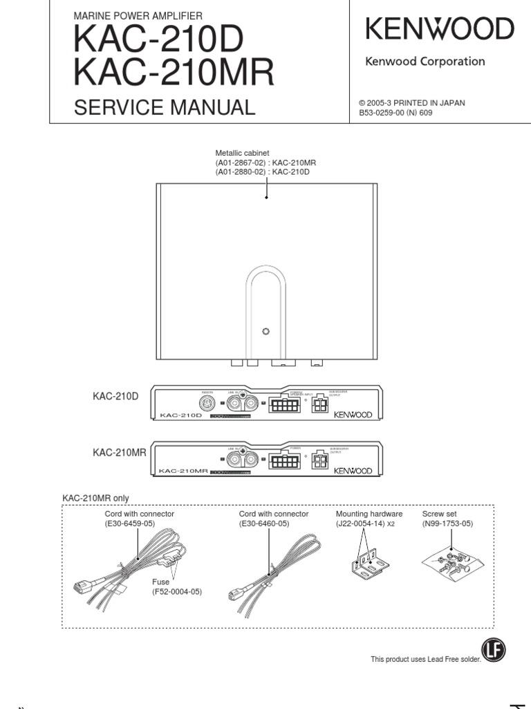 Kenwood Amplificador Kac-210d | Amplifier | Operational Amplifier on kenwood radio diagram, dual amp wiring diagram, kenwood cd player wiring-diagram, kenwood model kdc wiring-diagram, bose amp wiring diagram, alpine amp wiring diagram, clarion amp wiring diagram, kenwood kdc 248u wiring, rockford fosgate amp wiring diagram, kenwood radio wiring colors, jl audio amp wiring diagram, kenwood kdc 108 wiring-diagram, kenwood head unit diagram, kicker amp wiring diagram, kenwood kdc 108 wiring harness, boss amp wiring diagram, car amp wiring diagram, infinity amp wiring diagram, kenwood ddx6019 wiring-diagram, kenwood harness diagram,