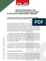 Comisión Técnica de la Vuelta Ciclista a España