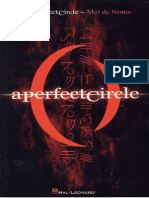 A Perfect Circle - Mer de Noms - Recorded Guitar Version