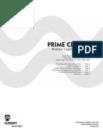 Prime Modular Chiller Manual