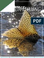 2012 Fishing Guide